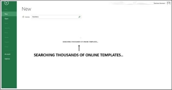 Buscando miles de modelos en línea