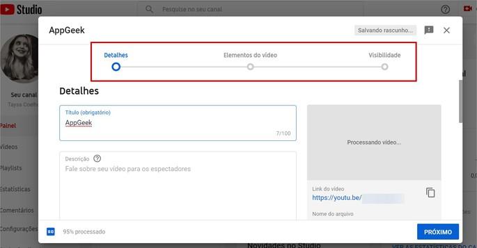 Agregar información a los videos de YouTube
