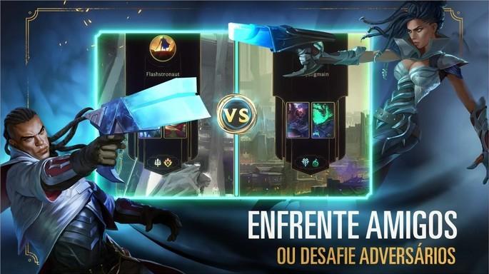 Imagen del juego Runeterra