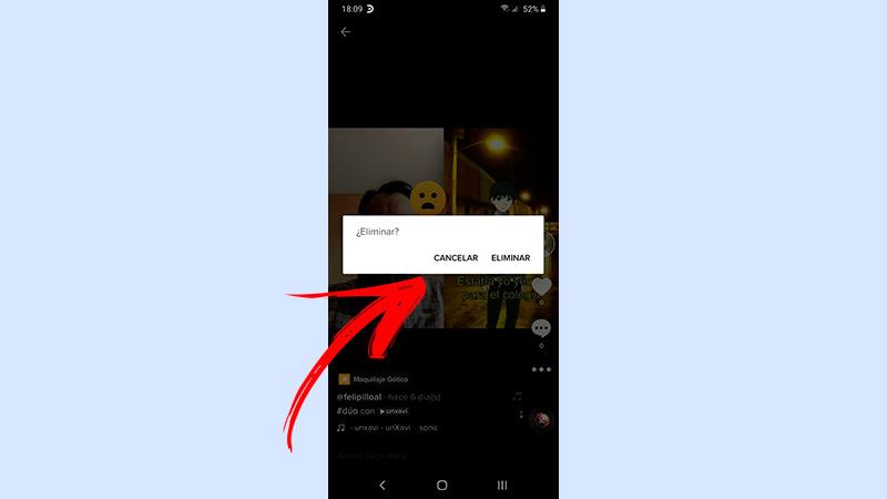 Aprende paso a paso cómo eliminar un vídeo subido a TikTok fácil y rápido