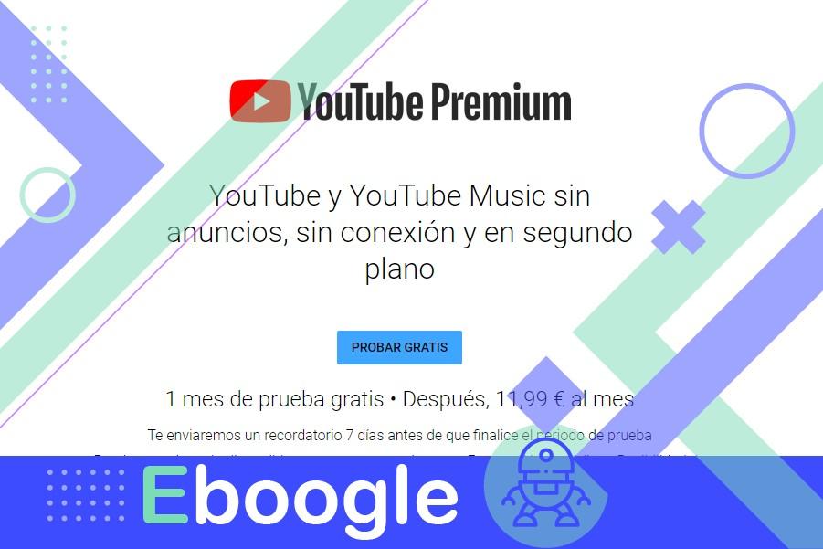 ventajas inconvenientes youtube premium 03