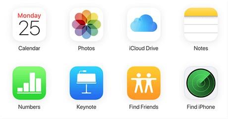 Acceder a Buscar iPhone en iCloud